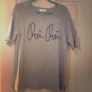 Women's Oui Oui Elle Sweater